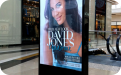 David Jones Light box point of sale